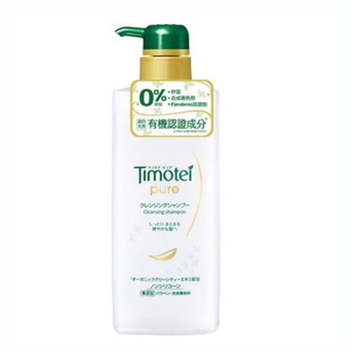 蒂沐蝶 深層純淨洗髮精(500g/瓶)