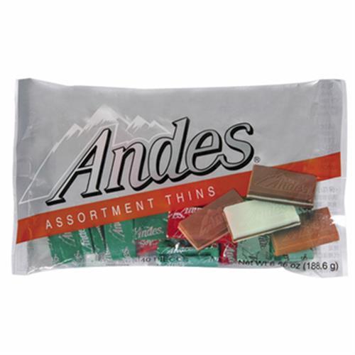 Andes 安迪士綜合巧克力(165g/包)