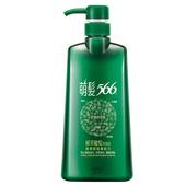 《植萃566》萌髮健髮洗髮露-控油沁涼型(500g)