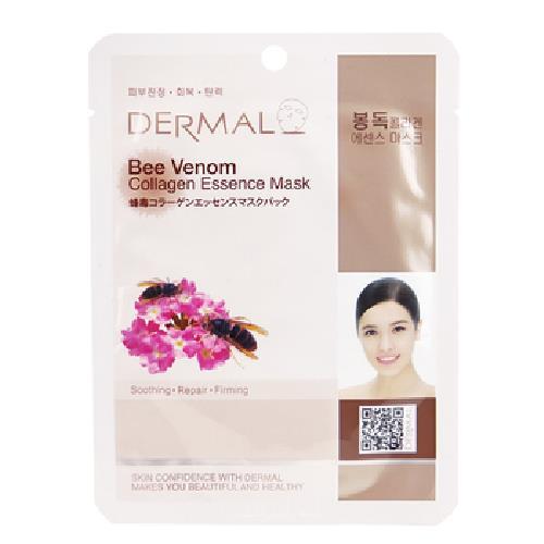 韓國Dermal 膠原蛋白緊實面膜(蜂)(23g/包)
