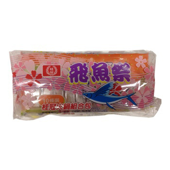 桂冠 飛魚祭火鍋組合包(424g/組)