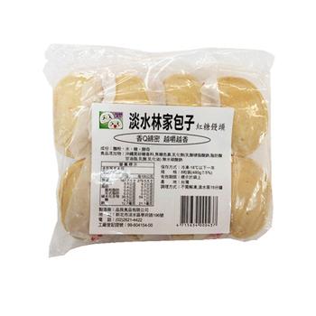 淡水林家包子 紅糖饅頭(480g+-5%,8粒/包)