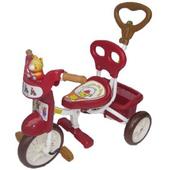 快樂熊喇叭手控三輪車(紅色)