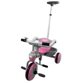 《久達尼》久達尼TCV-T500手控三輪車(粉色)