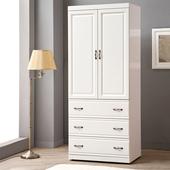 《Homelike》緹拉3x7衣櫃