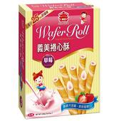 《義美》草莓捲心酥(198g/盒)