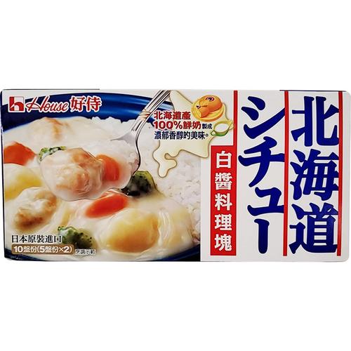 好侍 北海道白醬料理奶油(180g/盒)