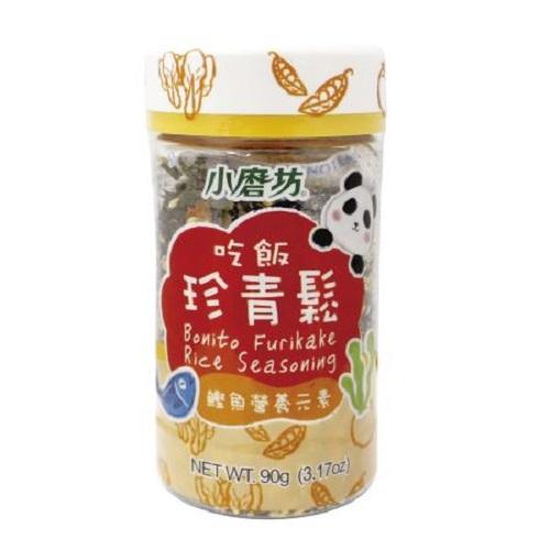 小磨坊 吃飯珍青鬆-鰹魚營養(90g/罐)
