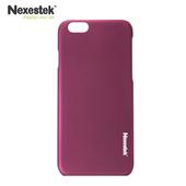 《Nexestek》Nexestek 類皮革手機保護殼- Apple iPhone 6 (4.7吋) 專用(紫紅色)