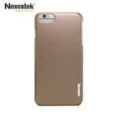 《Nexestek》Nexestek 類金屬手機保護殼- iPhone 6 PLUS (5.5吋) 專用(香檳金色)