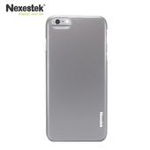 《Nexestek》Nexestek 類金屬手機保護殼- iPhone 6 PLUS (5.5吋) 專用(極光銀色)