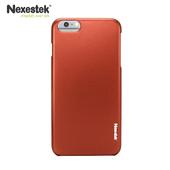 《Nexestek》Nexestek 類金屬手機保護殼- iPhone 6 PLUS (5.5吋) 專用(熾焰橘色)