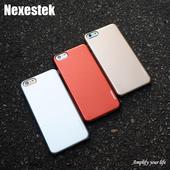 《Nexestek》Nexestek 類金屬質感手機保護殼- iPhone 6 (4.7吋) 專用(熾焰橘色)