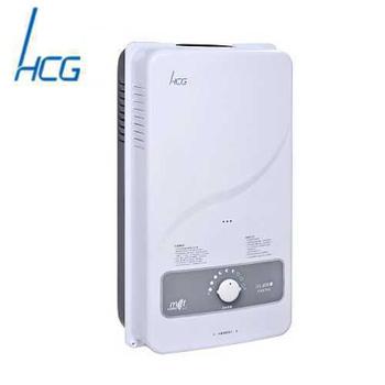 和成 GH570Q 屋外型自然排氣機械恆溫熱水器 11L(桶裝瓦斯)