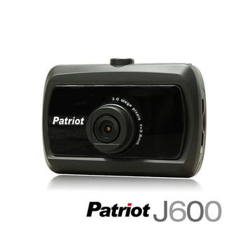 愛國者 J600 多功能 GPS測速器 WDR智慧停車監控 行車記錄器(新式GPS吸盤支架)+送16G SD卡