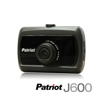 《愛國者》J600 多功能 GPS測速器 WDR智慧停車監控 行車記錄器(新式GPS吸盤支架)+送16G SD卡