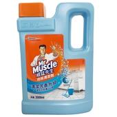 《威猛先生》地板清潔劑-舒活海洋(2000ml)