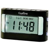 《銀寶生活》攜帶型震動鬧鐘(僅適用電池)
