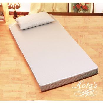 KOTAS 尊爵高密度二折床墊(單人)