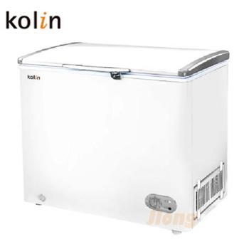 KOLIN歌林 155L臥式冷凍冰櫃(KR-EL115F01-W)(含拆箱定位+配送+舊機回收)