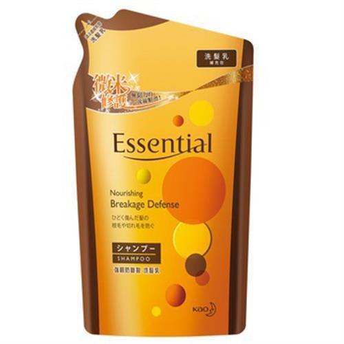 逸萱秀 強韌防斷裂洗髮乳補充包(600ml/包)