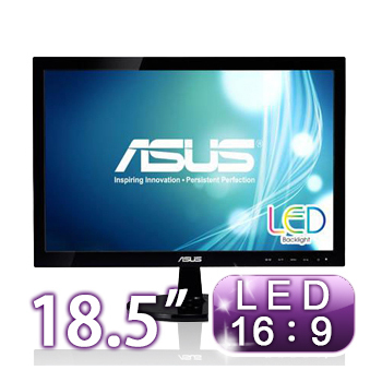 ASUS VS197DE 18.5吋 LED液晶顯示器(18.5吋)