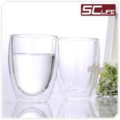 《SC life》雙層玻璃杯