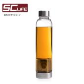 《SC life》泡茶隨身玻璃瓶