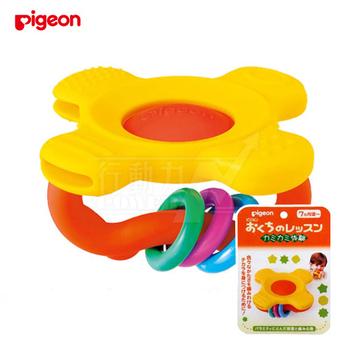 日本《Pigeon貝親》 牙齦訓練玩具