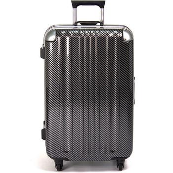 aaronation 愛倫國度 25吋MOM日本品牌旅行箱RU-8008-25(鐵灰)