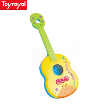 日本《Toyroyal樂雅》 寶寶樂器-吉他
