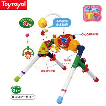 日本《樂雅 Toyroyal》 多功能音樂鈴【三用型】