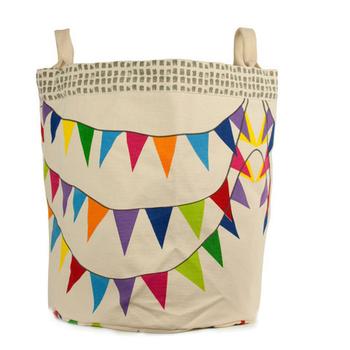 加拿大FLUF 歡樂派對手提收納兩用袋(大)