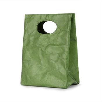 加拿大FLUF 隨手塗鴉兩用袋(橄欖綠)