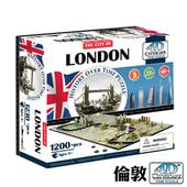 ~4D Cityscape~4D 立體城市拼圖 ~ 倫敦1200