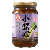 《金蘭》小菜心(380g*2 瓶/組)