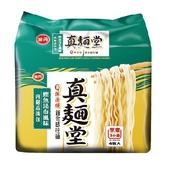 《味丹》真麵堂鰹魚昆布湯麵(98g*4入/組)