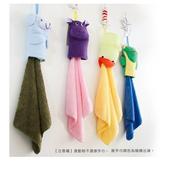 《蘿林嚴選》可替換式超纖維快乾擦手巾(四入隨機)