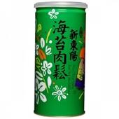 《新東陽》精緻海苔肉鬆248g/罐