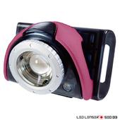 《德國 LED LENSER》SEO B3 專業自行車燈(粉紅色)