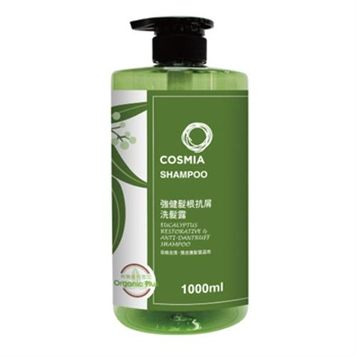 COSMIA 強健髮根抗屑洗髮露(1000ml/瓶)