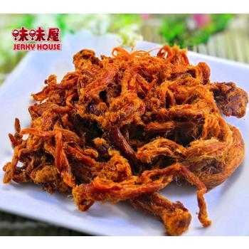 味味屋肉干 原味豬肉絲(120g/袋)