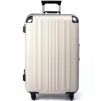 aaronation 愛倫國度 25吋MOM日本品牌旅行箱白(RU-8008-25-白)
