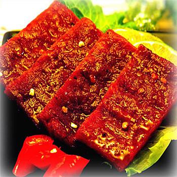 味味屋肉干 泰式酸辣檸檬豬肉干(120g/袋)