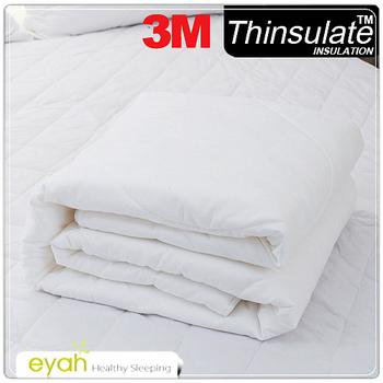 eyah宜雅 3M-Thinsulate超保暖透氣可水洗厚冬被(雙人3公斤)