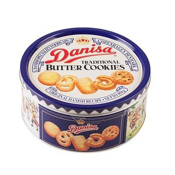 Danisa 皇牌丹麥奶油餅乾(454g/盒)