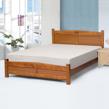 Homelike 米路床架組-雙人5尺