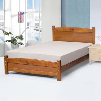 Homelike 米路床架組-單人3.5尺