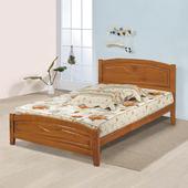 《Homelike》夏爾實木床架組-單人3.5尺