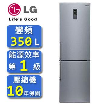 LG 窄版設計任你隨意擺放Slim Fit 冰箱 極窄極簡極好搭GW-BF386SV